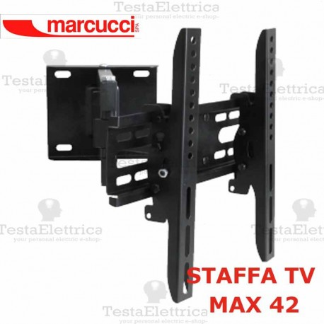 Staffa TV da 17 a 42 Pollici Move 17-42 Marcucci LaFayette