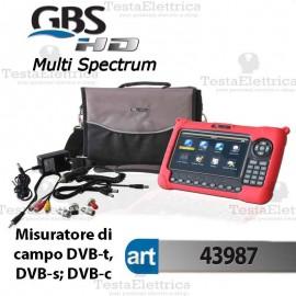 Misuratore di Campo Multi Spectrum GBS