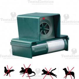 Scacciatopi, animale e insetti con rilevatore di movimento GBC