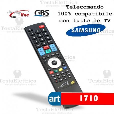 Telecomando universale per TV Samsung GBS