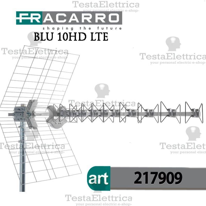 Schema Elettrico Per Tubi A Led : Antenna digitale terrestre blu hd lte fracarro