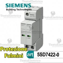 Limitatori di sovratensione di linea Tipo 2 Siemens