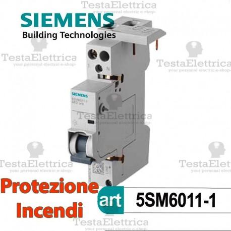 Modulo AFDD Protezione Incendi Siemens