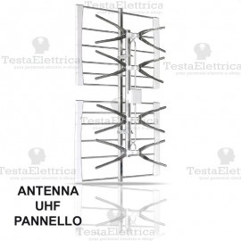 antenna DTT da pannello 44009/ LTE Gbs