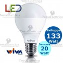Lampadina a led goccia 20 Watt E27 Basic Wiva