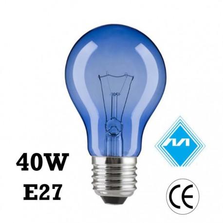 Lampada solare a incandescenza 40W E27 MarinoCristal