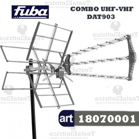 Antenna Miscelata UHF+VHF DAT902 Fuba