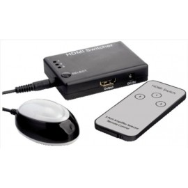HDMI switch 3 in 1 out Gbc