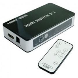 HDMI switch 5 in 1 out Matsuyama
