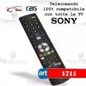 Telecomando Universale per TV Sony GBS
