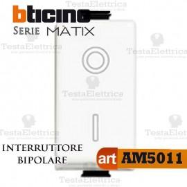 Interruttore 2P 16A 250V ac Bticino Matix