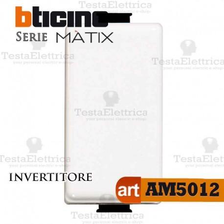 Invertitore 16A 250V ac Bticino Matix