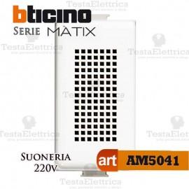 Suoneria in bronzo 230V ac Bticino Matix