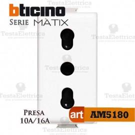 Presa bipasso 2P+T 10/16A Bticino Matix