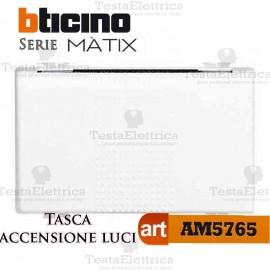 Tasca interruttore per alberghi Bticino Matix