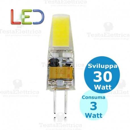 Lampada led G4 3W 12V