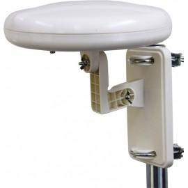 Antenna DTT amplificata da balcone/barca/camper Saturn Melchioni
