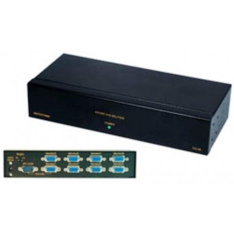 VGA Splitter 1 in 8 OUT 300 MHz Matsuyama