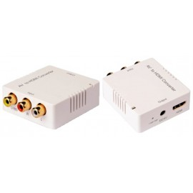 Convertitore audio video RCA a HDMI Gbc