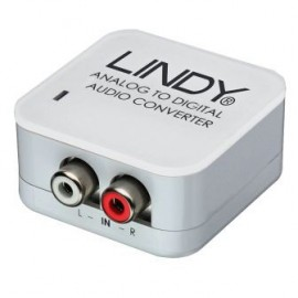 Convertitore audio RCA a SPDIF Lindy