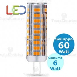 Lampadina corn led G4 6W 12V