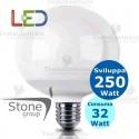 Lampadina a led Globo E27 32 Watt Stone