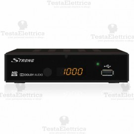 Decoder Digitale Terrestre DVB-T2 HD Strong
