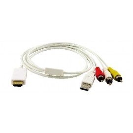 Convertitore audio video HDMI a RCA Gbc
