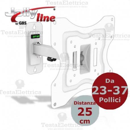 Staffa TV  23 - 37 Pollici ELB-2337/2 White Gbs