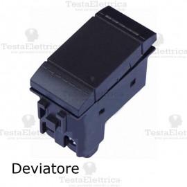 Deviatore compatibile con serie Bticino LivingLight