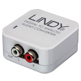 Convertitore audio SPDIF a RCA Lindy