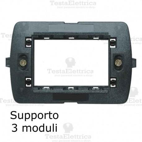 Supporto in PVC compatibile con serie Bticino LivingLight