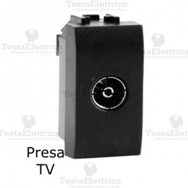 Presa TV compatibile con serie Bticino LivingLight