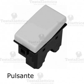 Pulsante compatibile con serie Bticino Matix