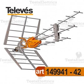 Antenna UHF DAT BOSS Tforce televes 149941 149942