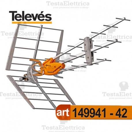 Antenna UHF DAT BOSS Tforce televes 149941 149942