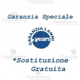 Scopri la nostra Garanzia Speciale*