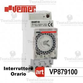 Orologio elettromeccanico Duet -D Vemer