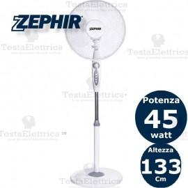Ventilatore Piantana Base tonda PBA41TM Zephir