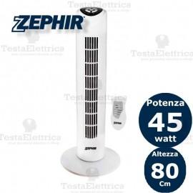 Ventilatore Torretta con telecomando PH82TS Zephir