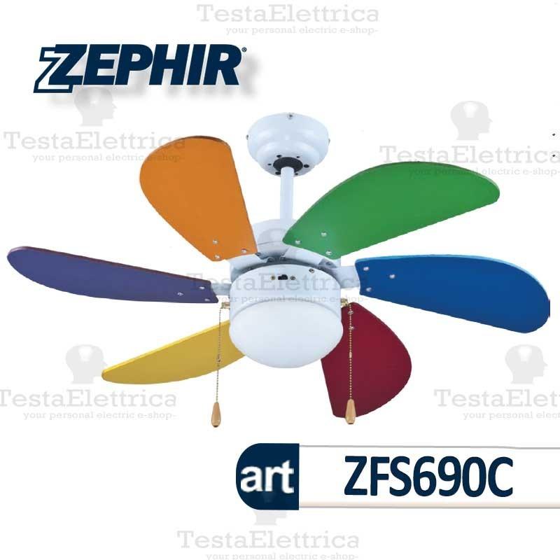 Ventilatore da soffitto telecomandato casamia idea di for Ventilatori da soffitto bricoman