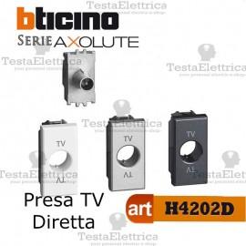 Presa TV-SAT diretta Bticino Axolute