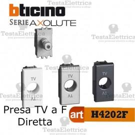 Presa TV-SAT diretta a F Bticino Axolute