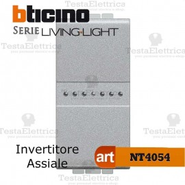 Invertitore assiale 1P tech Bticino LivingLight