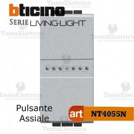 Pulsante assiale 1P Tech Bticino LivingLight