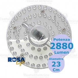 Piastra LED 32 Watt 4000 Kelvin