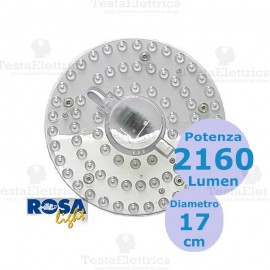 Piastra LED 24 Watt 4000 Kelvin