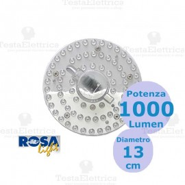 Piastra LED 12 Watt 4000 Kelvin