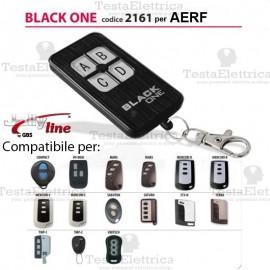 Black One 2161 Radiocomando compatibile AERF Gbs JollyLine
