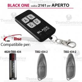 Black One 2161 Radiocomando compatibile APERTO Gbs JollyLine
